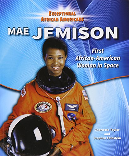 9780766066625: Mae Jemison: First African-american Woman in Space (Exceptional African Americans)