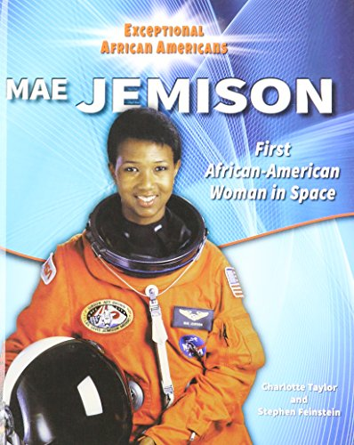 9780766066649: Mae Jemison: First African-American Woman in Space (Exceptional African Americans)
