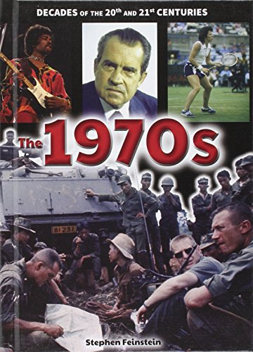 9780766069343: The 1970s (Decades of the 20th and 21st Centuries)
