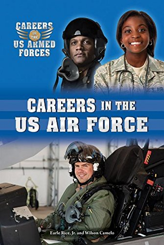 9780766069411: Careers in the US Air Force (Careers in the US Armed Forces)