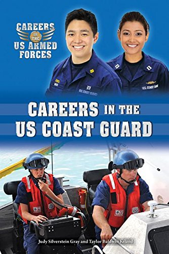 9780766069459: Careers in the Us Coast Guard (Careers in the Us Armed Forces)
