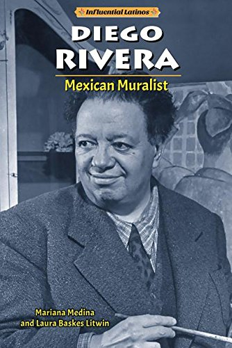 9780766069916: Diego Rivera: Mexican Muralist (Influential Latinos)