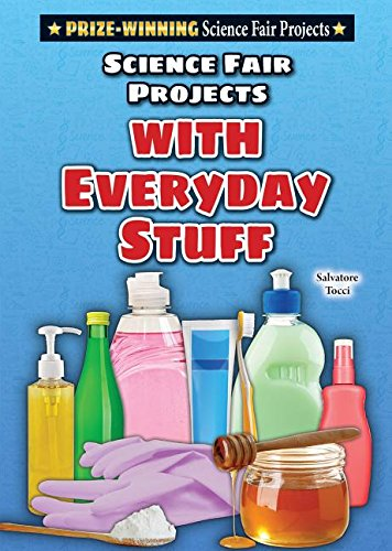 9780766070202: Science Fair Projects with Everyday Stuff (Prize-Winning Science Fair Projects)