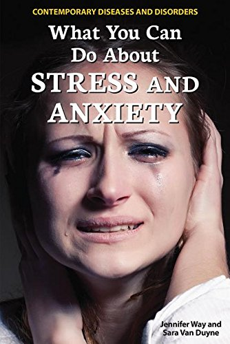 9780766070424: What You Can Do about Stress and Anxiety (Contemporary Diseases and Disorders)