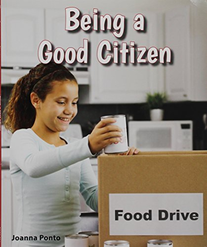 9780766071018: Being a Good Citizen (All About Character)