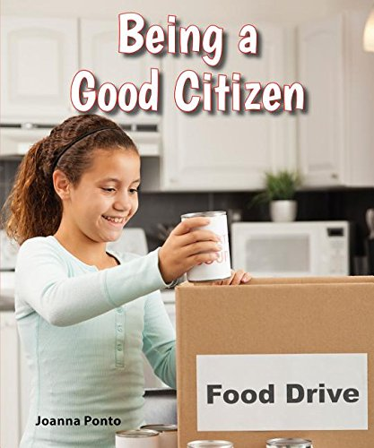 9780766071032: Being a Good Citizen (All About Character)