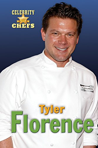 9780766077560: Tyler Florence (Celebrity Chefs)
