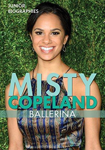 9780766081796: Misty Copeland: Ballerina (Junior Biographies)