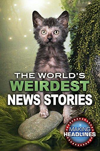 The World's Weirdest News Stories: John Torres