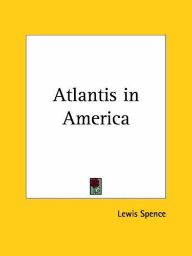 9780766100275: Atlantis in America