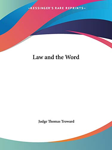 9780766103023: Law and the Word