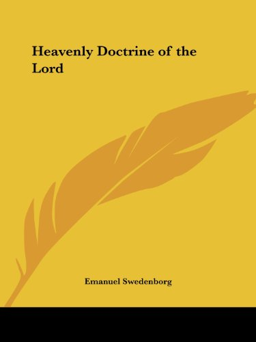 9780766103634: Heavenly Doctrine of the Lord