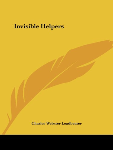 9780766103757: Invisible Helpers (1912)