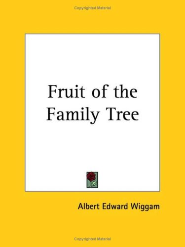 9780766106734: Fruit of the Family Tree