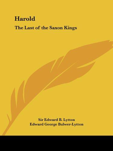 9780766107564: Harold: The Last of the Saxon Kings