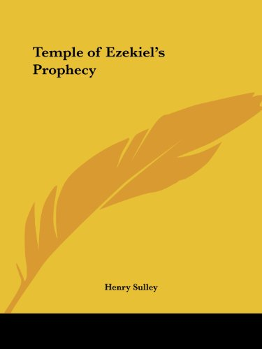 9780766127968: Temple of Ezekiel's Prophecy