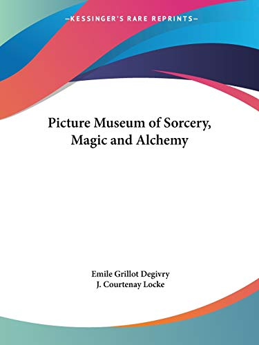 9780766128101: Picture Museum of Sorcery, Magic and Alchemy