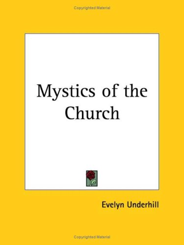 9780766128200: Mystics of the Church