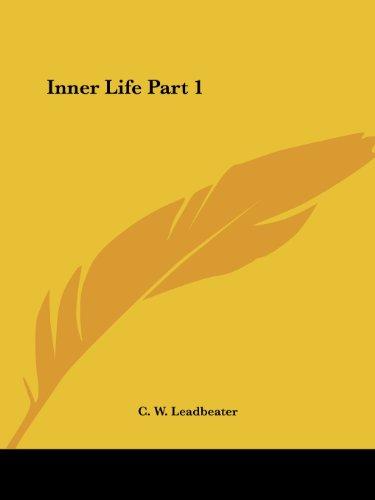 9780766128712: Inner Life Part 1