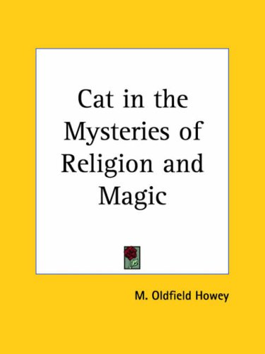 9780766129511: Cat in the Mysteries of Religion and Magic