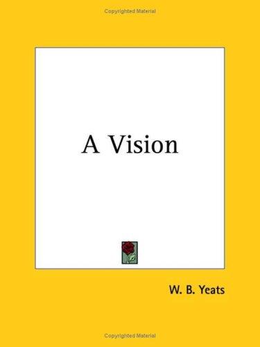 9780766129627: A Vision
