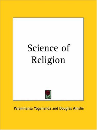 9780766131132: The Science of Religion