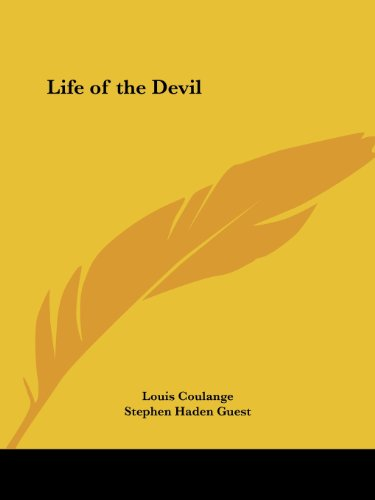9780766132092: Life of the Devil