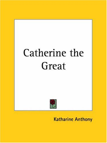 9780766143517: Catherine the Great 1927
