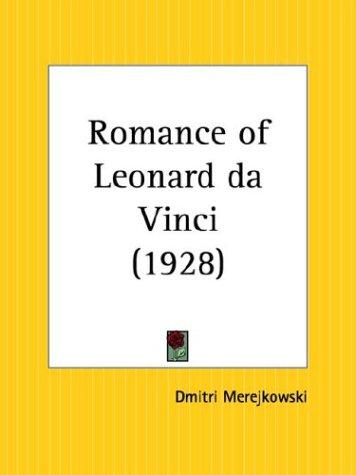 9780766144781: Romance of Leonardo da Vinci