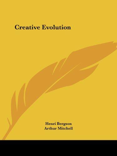 9780766147324: Creative Evolution