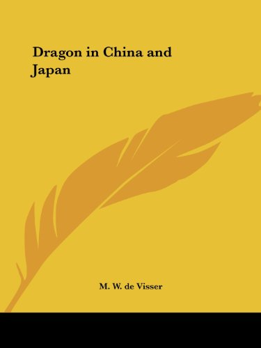 9780766158399: Dragon in China and Japan