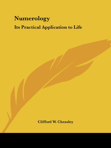 9780766158856: Numerology: Its Practical Application to Life 1914