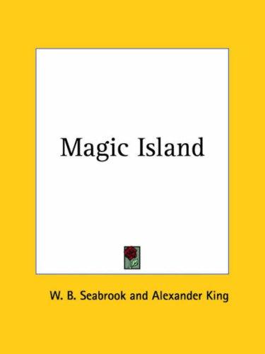 9780766159082: Magic Island 1929
