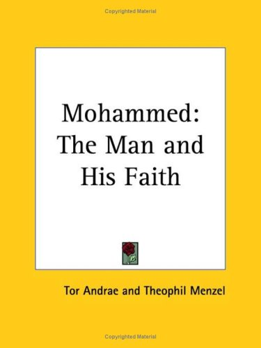 9780766159587: Mohammed: The Man and His Faith