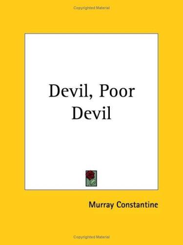 9780766162228: Devil, Poor Devil