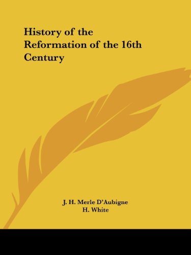 9780766170346: History of the Reformation of the 16th Century