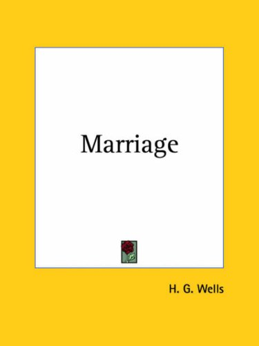 9780766170810: Marriage 1913