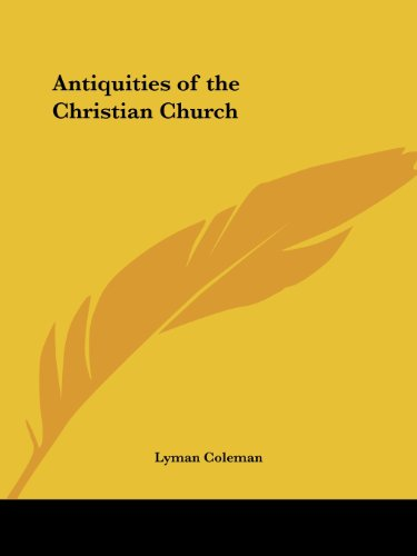 9780766172494: Antiquities of the Christian Church