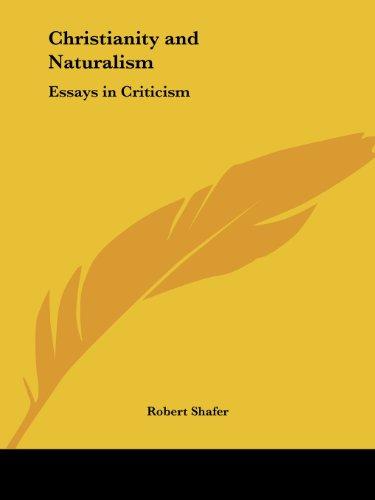 naturalism essays