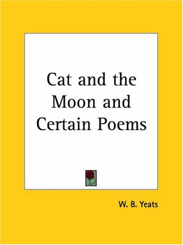 9780766179769: Cat and the Moon and Certain Poems, 1924