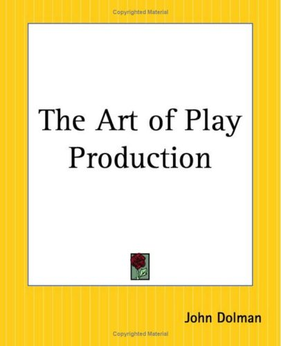 9780766186422: The Art Of Play Production
