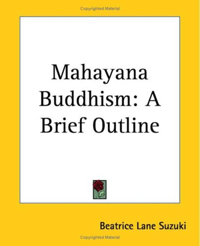 9780766186651: Mahayana Buddhism: A Brief Outline
