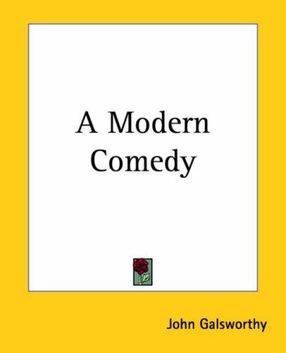 9780766194342: A Modern Comedy