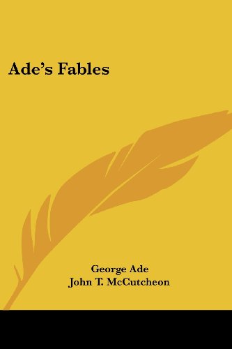9780766194625: Ade's Fables