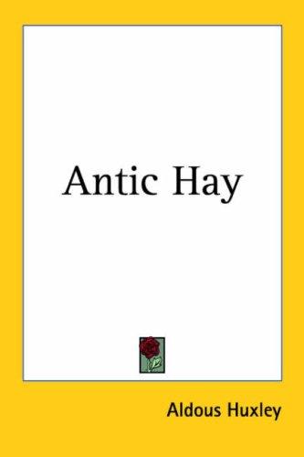 9780766196445: Antic Hay