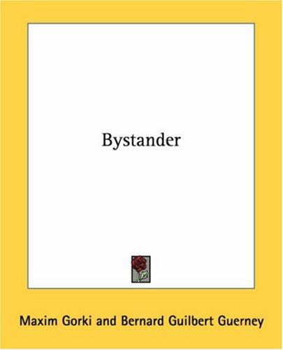 9780766197657: Bystander