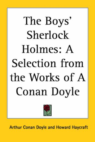 9780766199583: The Boys' Sherlock Holmes: A Selection from the Works of a Conan Doyle
