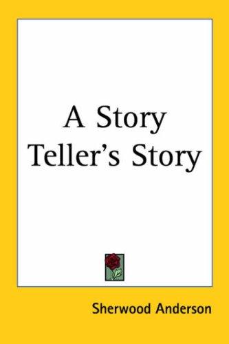 9780766199774: A Story Teller's Story