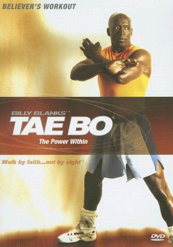 9780766216440: Billy Blanks' Taebo Believers Workout - Power Within