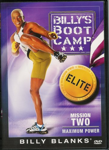 BILLY'S BOOT CAMP ELITE MISSION TWO ISBN#0766226271: Bill Blanks